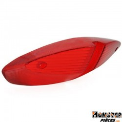CABOCHON FEU AR SCOOT ADAPTABLE PEUGEOT 50 SPEEDFIGHT 2 ROUGE  -SELECTION P2R-