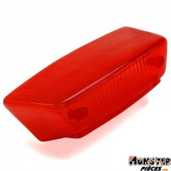 CABOCHON FEU AR SCOOT ADAPTABLE MBK 50 STUNT-YAMAHA 50 SLIDER ROUGE  -SELECTION P2R-