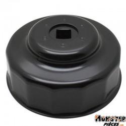 DEMONTE FILTRE A HUILE BUZZETTI 14 PANS DIAM 76mm (5186)