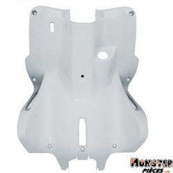 CARENAGE-TABLIER AR SCOOT ADAPTABLE MBK 50 NITRO 1997>2012-YAMAHA 50 AEROX 1997>2012 BLANC BRILLANT