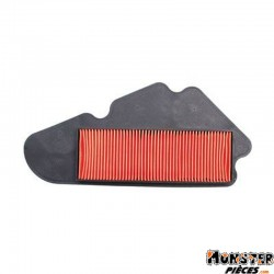 FILTRE A AIR SCOOT ADAPTABLE KYMCO 50 AGILITY 4T 10 POUCES 2006>  -SELECTION P2R-