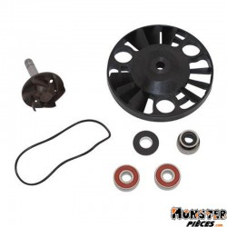 KIT REPARATION POMPE A EAU MAXISCOOTER ADAPTABLE PIAGGIO 125 X8, X9, BEVERLY, VESPA GTS-GILERA 125 NEXUS, RUNNER, DNA-APRILIA 12