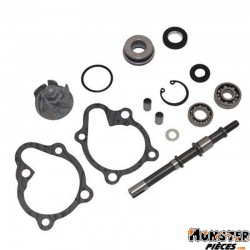 KIT REPARATION POMPE A EAU MAXISCOOTER ADAPTABLE KYMCO 125 BET WIN, 125 DINK, 125 GRAND DINK (KIT)  -TOP PERF TYPE ORIGINE-