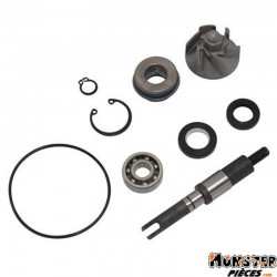 KIT REPARATION POMPE A EAU MAXISCOOTER ADAPTABLE HONDA 125 SH, 125 PANTHEON, 125 DYLAN (KIT)  -TOP PERF TYPE ORIGINE-