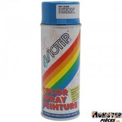 BOMBE DE PEINTURE MOTIP GLYCERO BRILLANT BLEU CIEL spray 400ml (01608)