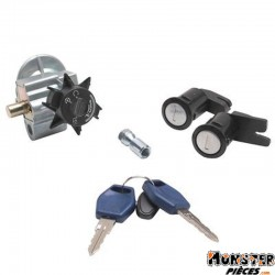 CONTACTEUR A CLE MAXISCOOTER ADAPTABLE PIAGGIO 125 BEVERLY 2004>2005  -SELECTION P2R-