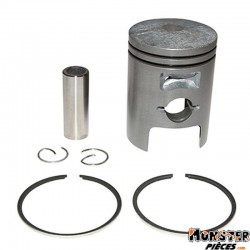 PISTON SCOOT ADAPTABLE KYMCO 50 DINK 2T, TOP BOY 2T, SUPER 9-HONDA 50 SFX, BALI (DIAM 39)  -SELECTION P2R-