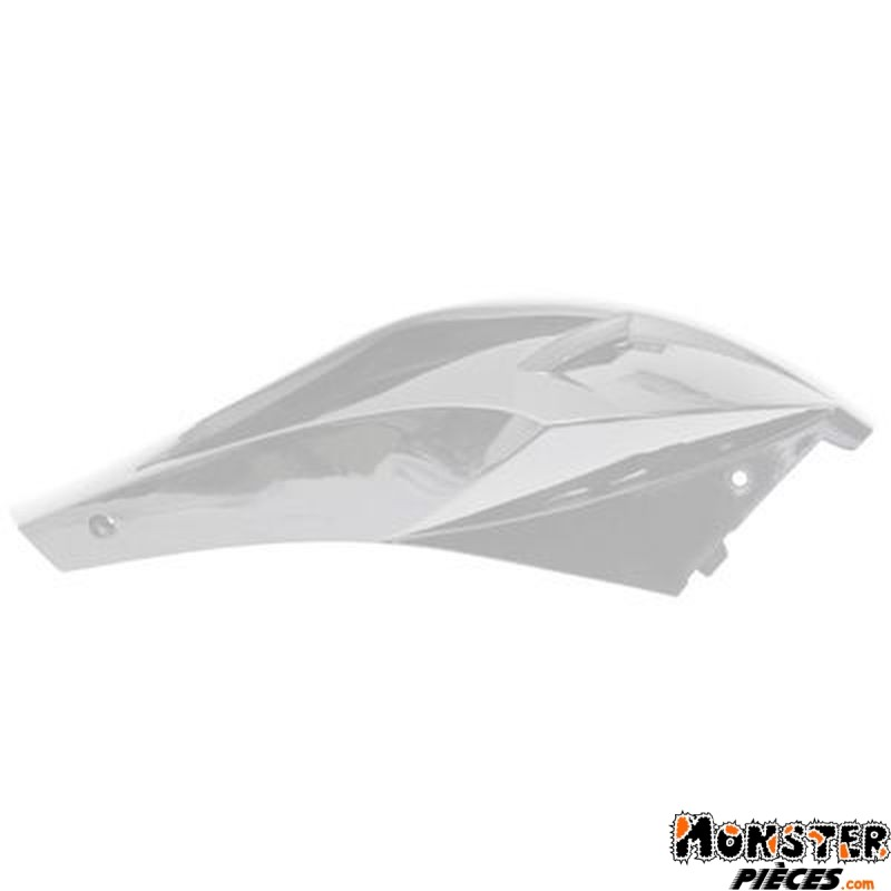 CARENAGE-COQUE AR SCOOT ADAPTABLE PEUGEOT 50 LUDIX BLANC BRILLANT DROIT