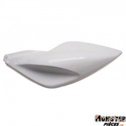 CARENAGE-COQUE AR SCOOT ADAPTABLE MBK 50 NITRO 1997>2012-YAMAHA 50 AEROX 1997>2012 BLANC BRILLANT GAUCHE