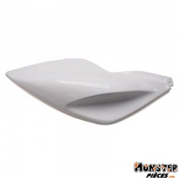 CARENAGE-COQUE AR SCOOT ADAPTABLE MBK 50 NITRO 1997>2012-YAMAHA 50 AEROX 1997>2012 BLANC BRILLANT DROIT