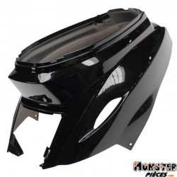 CARENAGE-COQUE AR SCOOT ADAPTABLE MBK 50 BOOSTER 2004>-YAMAHA 50 BWS 2004> NOIR BRILLANT