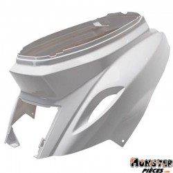 CARENAGE-COQUE AR SCOOT ADAPTABLE MBK 50 BOOSTER 2004>-YAMAHA 50 BWS 2004> BLANC BRILLANT