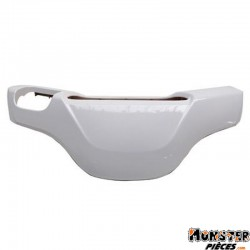 CARENAGE-COUVRE GUIDON SCOOT ADAPTABLE MBK 50 BOOSTER 2004>-YAMAHA 50 BWS 2004> BLANC BRILLANT