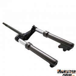 FOURCHE SCOOT ADAPTABLE MBK 50 BOOSTER 1999>2003-YAMAHA 50 BWS 1999>2003 (D30mm) (R.O. 4VUF310001000)