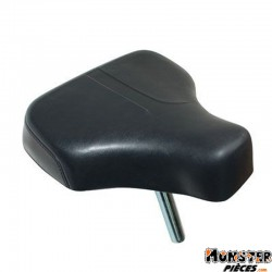 SELLE CYCLO ADAPTABLE PEUGEOT 103 NOIR