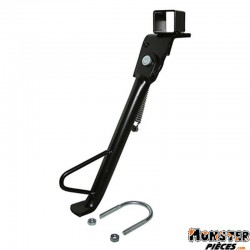 BEQUILLE SCOOT LATERALE ADAPTABLE BETA 50 ARK NOIR  -SELECTION P2R-