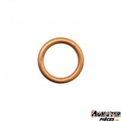 JOINT ECHAPPEMENT CYCLO ADAPTABLE PEUGEOT 103 ET MBK 51, 88 (ROND CUIVRE) (VENDU A L'UNITE)  -SELECTION P2R-