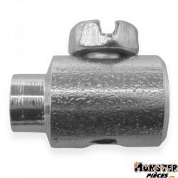 SERRE CABLE MOTO DIAM  8,0mm - L 13mm 2 COMPOSANTS (BLISTER DE 25) (ALGI 00425000-025)