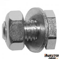 SERRE CABLE DE STARTER CYCLO DIAM 5,0mm - L 9,5mm MODELE COURT (BLISTER DE 25) (ALGI 02101000-025)
