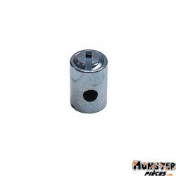 SERRE CABLE DE GAZ CYCLO � 5,0 mm, L 7,5 mm MAGURA (BLISTER DE 25) (ALGI 00428010-025)