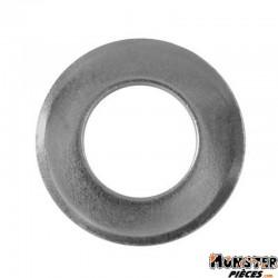 RONDELLE PLATE ACIER DIAM  6x12  (BOITE DE 100)  (826000)  -ALGI-