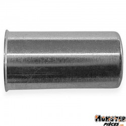 EMBOUT DE GAINE CYCLO DIAM EXT 6,1mm - DIAM INT 5,5mm - L 12mm (BLISTER DE 25) (ALGI 00437000-025)