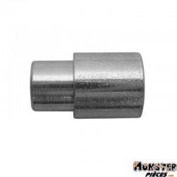 BUTEE DE GAINE CYCLO DIAM EXT 8mm - DIAM INT 6,1mm - L 13mm (BLISTER DE 25) (ALGI 02109000-025)