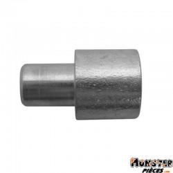 BUTEE DE GAINE CYCLO DIAM EXT 8mm - DIAM INT 4,8mm - L 13mm (BLISTER DE 25) (ALGI 00431000-025)