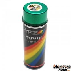 BOMBE DE PEINTURE MOTIP PRO METAL VERT spray 400ml (04043)