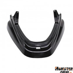 SPOILER TABLIER AV SCOOT ADAPTABLE MBK 50 BOOSTER 1999>2003-YAMAHA 50 BWS 1999>2003 NOIR