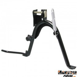 BEQUILLE SCOOT CENTRALE ADAPTABLE MBK 50 OVETTO 2T, MACH G-YAMAHA 50 NEOS 2T, JOG R NOIR  -BUZZETTI-