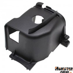 COIFFE-CACHE CYLINDRE SCOOT ADAPTABLE MBK 50 OVETTO, MACH G-YAMAHA 50 NEOS, JOG-APRILIA 50 SR AIR-MALAGUTI 50 F10 -TOP PERF TYPE