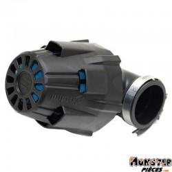 FILTRE A AIR POLINI BLUE AIR BOX PHBG RACING FIXATION COUDEE 90ᄚ DIAM 37 (203.0094)