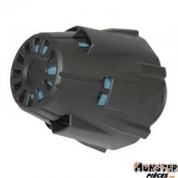 FILTRE A AIR POLINI BLUE AIR BOX PHBG NOIR FIXATION DROITE DIAM 32 (203.0080)
