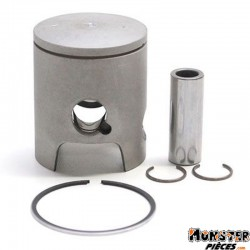 PISTON 50 A BOITE MALOSSI POUR MINARELLI 50 AM6-MBK 50 X-POWER, X-LIMIT-YAMAHA 50 TZR, DTR-PEUGEOT 50 XPS-RIEJU 50 RS1-BETA 50 R