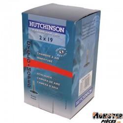CHAMBRE A AIR 19'' 2   -19 HUTCHINSON VALVE PRESTA