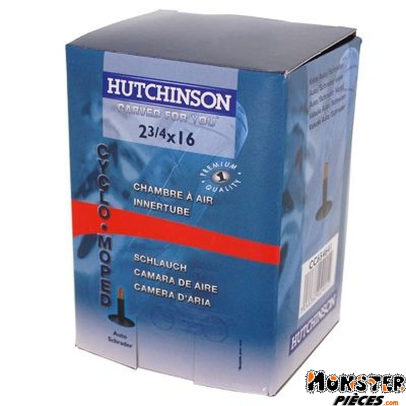 CHAMBRE A AIR 16'' 2 3-4-16 A3 1-4-16 HUTCHINSON VALVE SCHRADER