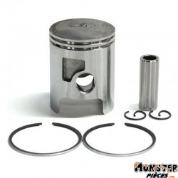 PISTON 50 A BOITE ADAPTABLE MINARELLI 50 AM6-MBK 50 X-POWER, X-LIMIT-YAMAHA 50 TZR, DTR-PEUGEOT 50 XPS-RIEJU 50 RS1-BETA 50 RR-A