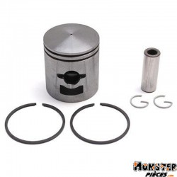 PISTON CYCLO ADAPTABLE PEUGEOT 103 MVL, SP, RCX, SPX, VOGUE (LETTRE D - DIAM 39,91)  -SELECTION P2R-