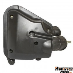 FILTRE A AIR SCOOT ADAPTABLE MBK 50 NITRO, OVETTO-YAMAHA 50 AEROX, NEOS NOIR  -SELECTION P2R-