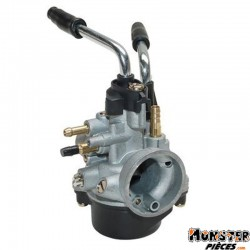 CARBURATEUR SCOOT P2R 17,5 TYPE PHBN (BOOST) (AVEC RECHAUFFEUR)  -QUALITE PREMIUM-