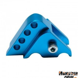REHAUSSE AMORTISSEUR SCOOT REPLAY POUR MBK 50 BOOSTER 2004>, NITRO, OVETTO-YAMAHA 50 BWS 2004>, AEROX, NEOS BLEU (4 POSITIONS)
