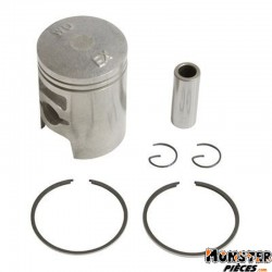 PISTON SCOOT ADAPTABLE HONDA 50 X8R, SFX, SH, BALI  -SELECTION P2R-