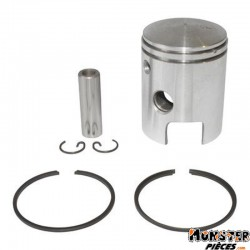 PISTON CYCLO ADAPTABLE PIAGGIO 50 CIAO PX (AXE DE 10)