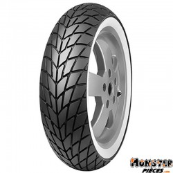 PNEU SCOOT 10''  3.50-10 (3 1-2-10) MITAS MC20 MONSUM FLANCS BLANCS TL 51P