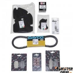 KIT ENTRETIEN MAXISCOOTER ADAPTABLE PIAGGIO 300 VESPA GTS 2010>  -RMS-