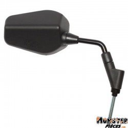 RETROVISEUR SCOOT ADAPTABLE CPI 50 ARAGON DROIT (HOMOLOGUE CE) -VICMA-