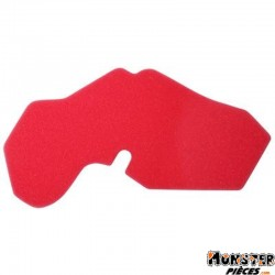 MOUSSE FILTRE A AIR CYCLO ADAPTABLE HONDA 50 WALAROO  -ARTEIN-