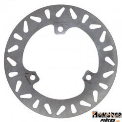 DISQUE DE FREIN SCOOT ADAPTABLE HONDA 50 XR8-S 1999> AV, XR8-X 1999> AV (EXT 220mm, INT 105mm, 3 TROUS)  -NEWFREN-