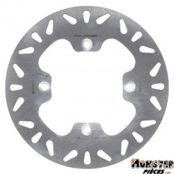 DISQUE DE FREIN MAXISCOOTER ADAPTABLE HONDA 400 S-WING 2006> AR, 600 S-WING 2001> AR, 250 FORZA 2000> AR  (EXT 240 mm, INT 105,4